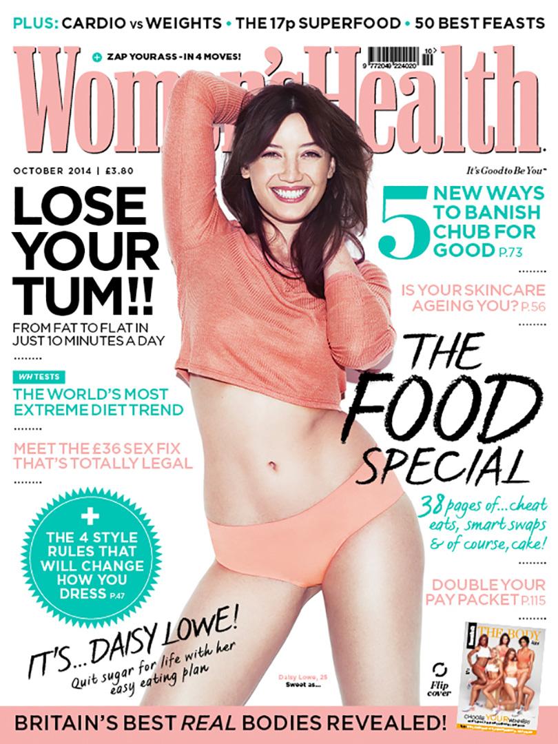 Daisy Lowe - Women's Health