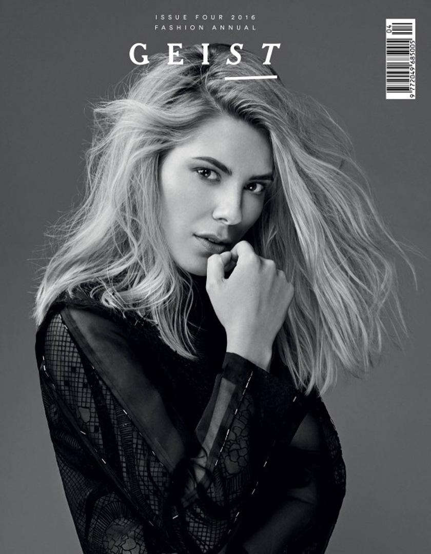 Mollie King - Geist Magazine