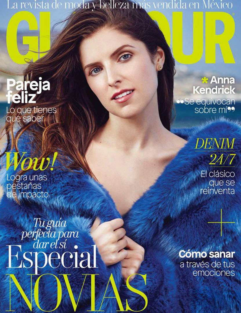 Anna Kendrick - Glamour