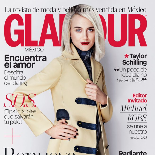 Taylor Schilling – Glamour Mexico