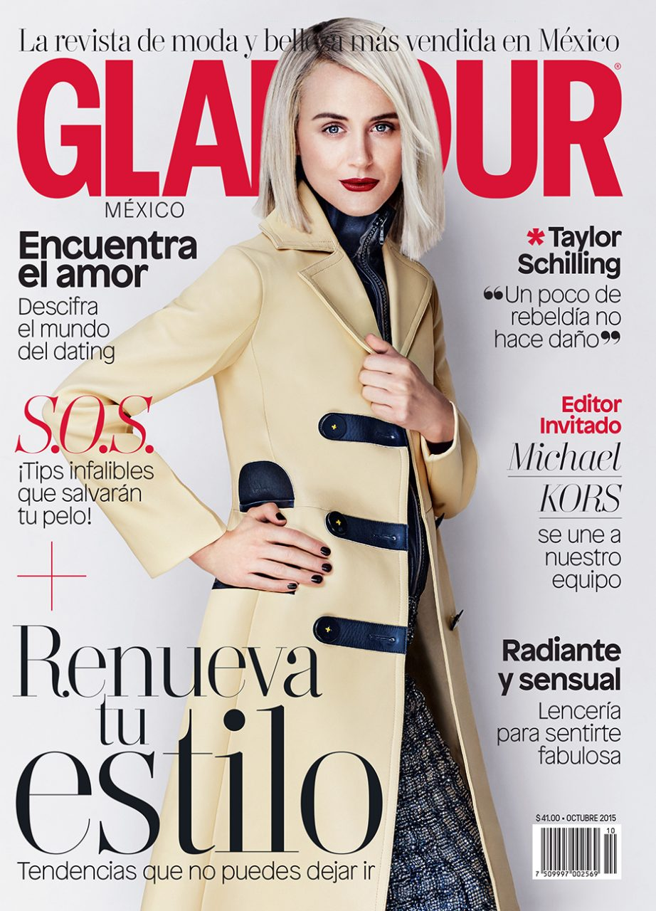 d6158cb438 Taylor Schilling - Glamour Mexico