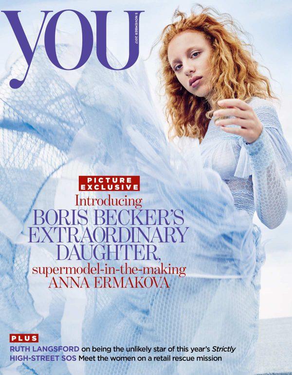 Anna Ermakova You Magazine