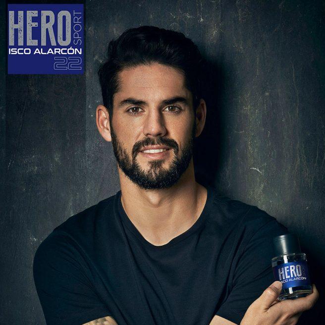 Hero Sport Isco Alrcón Campaign