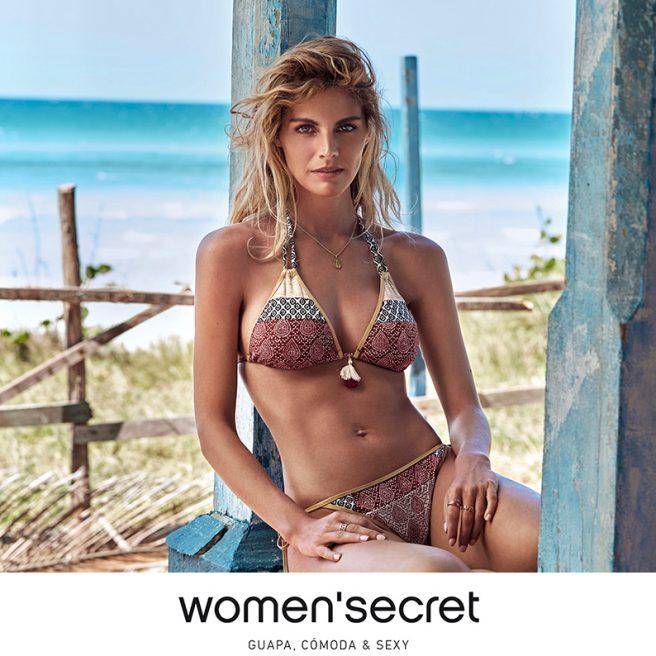 Amaia Salamanca for women'secret SS18