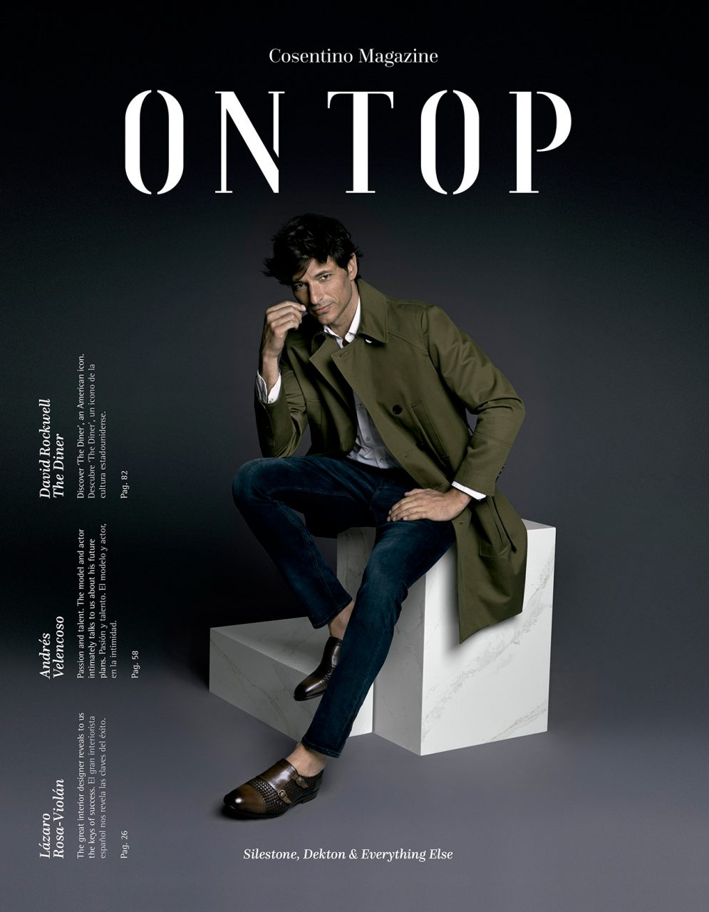 Cactus Retouch cover Andres Velencoso On Top