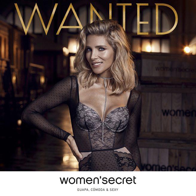 Elsa Pataky for women'secret campaign