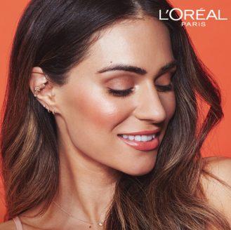 L'Oréal Paris –  No-Makeup Makeup campaign